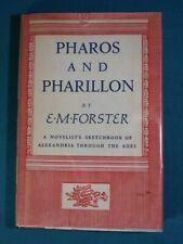 Pharos and Pharillon by E. M. Forster Alfred A. Knopf 1962 Hardcover