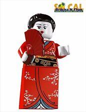 LEGO MINIFIGURES SERIES 4 8804 Kimono Girl
