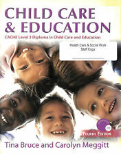 Child Care and Education by Meggitt, Carolyn; Bruce, Tina