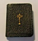 "CATHOLIC Miniature PEARLS OF PRAYER Book Benziger Brothers BELGIUM 1924 Mini 2"""
