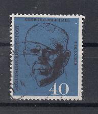 BRD Briefmarken 1960 George Marshall Mi 344 gestempelt