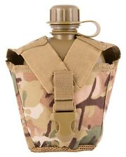 BTP MTP Muticam style/alternative Army Water Bottle and Cover Army Cadet Airsoft