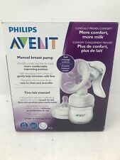 Philips Avent Clear Single Manual Breast Pump Manual Breast Pumps