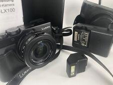 Panasonic LUMIX DMC-LX 100 16.8 MP Digitalkamera -kaum benutzt-sehr gut erhalten