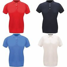 Polyester Collared Tops & Shirts for Women
