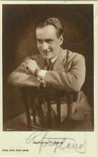 Alphons Fryland Ross 856/1 signiert, Autogramm