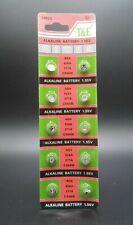 177 377A Watch Battery Exp Date 31/12/2023 Ag4 X 10 T&E Sr626Sw Lr626 Lr66 L626