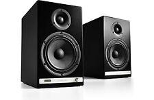 Audioengine HD6 Black Premium Powered Speakers