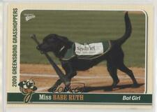 2009 MultiAd Sports Greensboro Grasshoppers Miss Babe Ruth #32