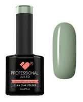 VB-249 VB™ Line Dark Sage Scarf Green Saturated UV/LED soak off gel nail polish