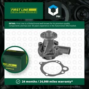 Water Pump FWP1265 First Line Coolant RTC3648 Genuine Top Quality Guaranteed New
