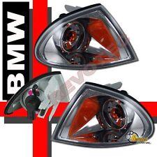 99 00 01 BMW E46 Sedan 4 Door Corner Signal Lights 1 Pair