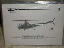 Czech Master Resin 1/72 Scale Sikorsky R-6 Hoverfly II