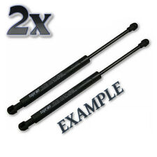 PAIR Tailgate Boot Struts Gas Springs 2x Fits Rear BMW E46 Hatchback 2001-2005