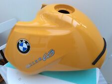 BMW R1150GS Fuel Tank  Mandarin Yellow  Rare and Immaculate