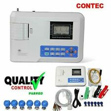 CONTEC Portable ECG Machine Single Channel Portable Electrocardiograph ECG100G