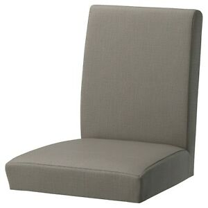 IKEA Henriksdal Chair Cover - Nolhaga Grey-beige 903.016.35