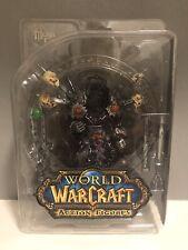 World of Warcraft Series 1 Undead Warlock Meryl Felstorm - NEW IN BOX!!
