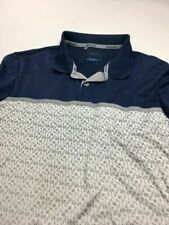 Men's Adidas Climacool Golf Polo Shirt •Size L *Euc