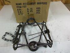 3 Bridger 330  Body Grip Traps    Trap  Muskrat  Mink Fisher