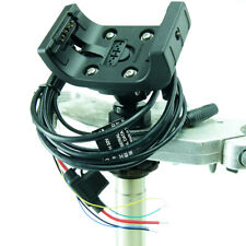 Abrazadera 10 Tapa Audio / Poder Cable Soporte Para Garmin Montana Honda