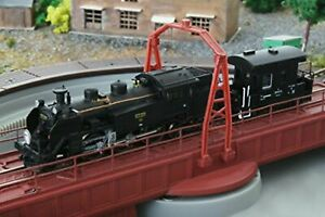 Rokuhan T019-5 Z Scale Steam Locomotive C11 Number 207 TOBU SL TAIJU 	1/220