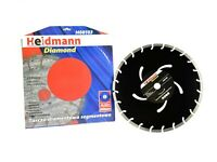 "350MM 14"" DIAMOND CUTTING DISC CUTTER MASONRY SAW BLADE CONCRETE ASPHALT STIHL13"