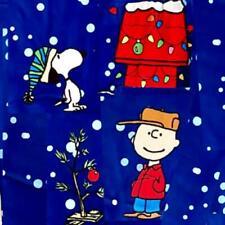 Snoopy & Charlie Brown Peanuts Christmas Super SOFT Leggings Plus OS TC PLUS rts