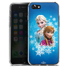 Apple iPhone 7 Silikon Hülle Case - Frozen Sisters