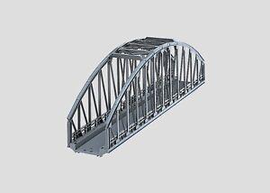 Märklin H0 74636 C-Gleis Bogenbrücke Länge 360 mm - NEU + OVP