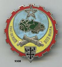 Insigne , 302  Cie. Moyenne de Réparation Auto   , ( multicolore  )
