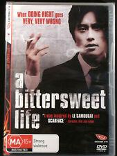A BITTERSWEET LIFE - DVD - BRAND NEW & SEALED - REGION 4