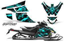 Arctic Cat Z1 Turbo Decal Graphics Kit Sled Snowmobile Wrap 06-12 NIGHTWOLF MINT