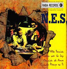 N.e.s. - alta tension + las Calles son la ley + cancion de amor + cuando pienso en