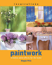 Inspirations: Paintwork by Maggie Philo (Paperback, 2001) (NF21)