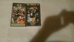 Green Bay Packers 1996 Team Video & Super Bowl 31 Champions VHS Brand New Sealed