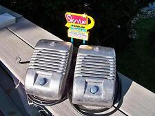 Two New Indoor Outdoor Detroit Diecast RCA Drive-In Theatre Movie Speaker Set