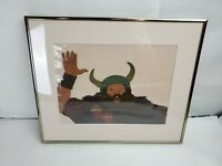 1978 The Lord of the Rings Boromir Animation Cel Ralph Bakshi
