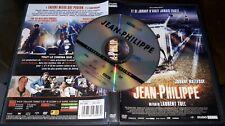 JOHNNY HALLYDAY RARE DVD PROMO LOCATIF JEAN PHILIPPE