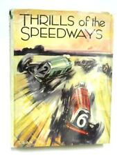 Thrills of the Speedways Book (Various) (ID:59500)