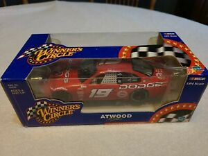 Nascar Winner's Circle Casey Atwood #19 Dodge 1/24