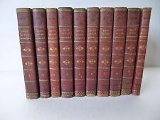 LOCRE DE ROISSY. Esprit du Code de Commerce. 1811-1813. Ed. orig. 10 vol.