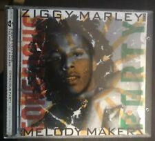 Ziggy Marley And The Melody Makers ‎– Conscious Party CD Uk issue 1988 EX/NM