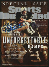 John Cappelletti PSU SIGNED Special Unforgettable Sports Illustrated NL COA!