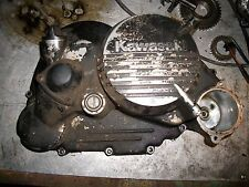 Kawasaki KLF 220 A bayou parts lot clutch cover shifter rod pick-up motor parts