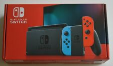 New Nintendo Switch Console with Red / Blue Joy-Con