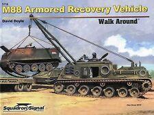 M88 Armored Recovery Vehicle [ARV] Walk Around (Squadron Signal 5716)
