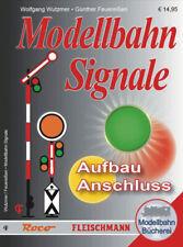 Roco 81392 Handbuch Modellbahn Signale – Aufbau & Anschluss - NEU