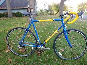 Jamis Nova Gravel Cross Bicycle Reynolds 631 steel