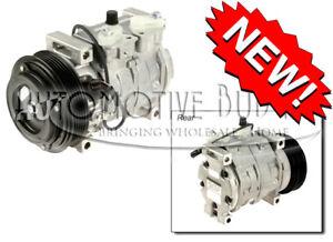 A/C Compressor w/Clutch for Suzuki Grand Vitara & XL-7 2001-2005 - NEW